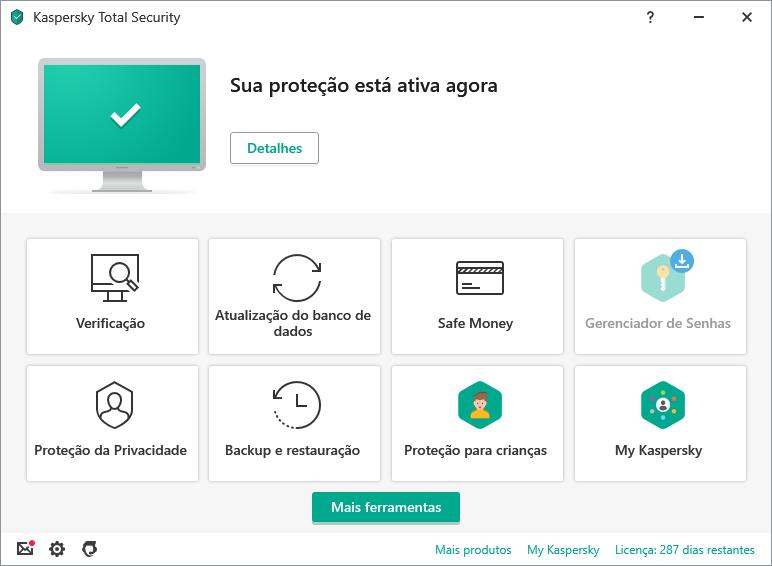 Kaspersky Total Security content/pt-br/images/b2c/product-screenshot/1 FL19 Main UI (green state) KTS PT-BR.png