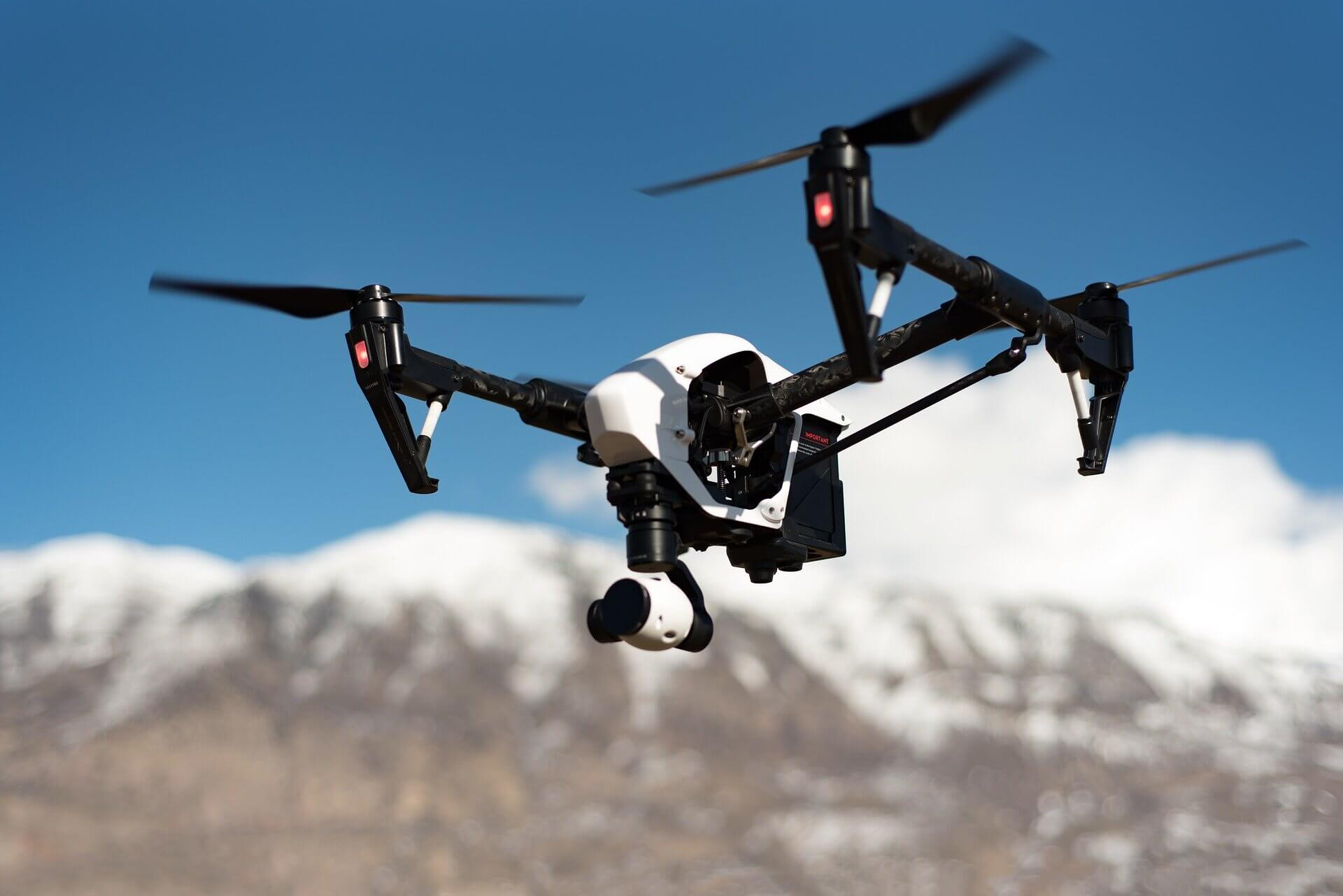como os drones ameaçam a sua privacidade
