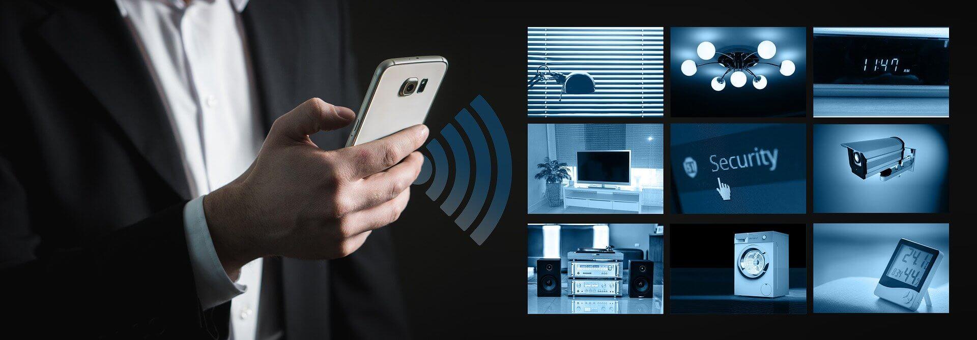 como proteger os dispositivos IoT de uma casa inteligente contra hackers