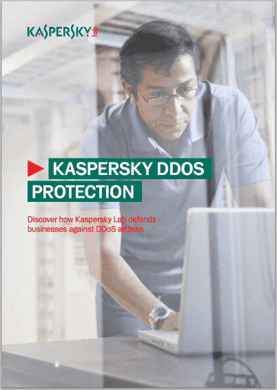 KASPERSKY DDOS PROTECTION - DATA SHEET